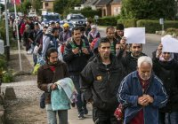 В Дании беженцев смогут обыскивать и обирать