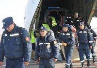 Разбившийся в Казахстане вертолет перевозил ребенка в больницу