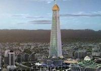 400-метровый небоскреб построят в Грозном
