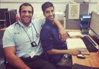 Палестинский беженец стал профессиональным регбистом и врачом на новой родине
