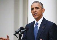 Барак Обама впервые за время президентства посетит мечеть