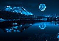 Луна влияет на количество осадков, заявили ученые