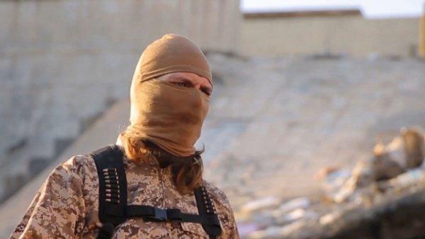 Говорил террорист на французском языке.