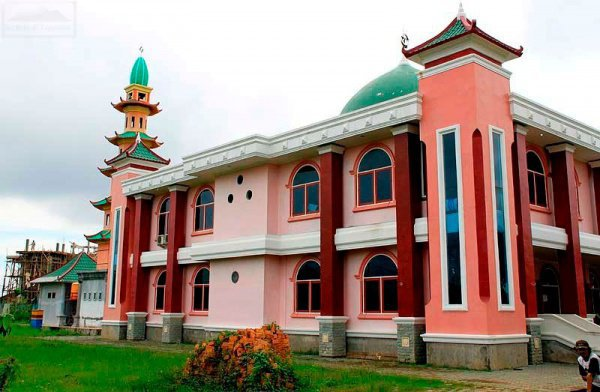 Мечеть Чжэн Хэ в Сурабае (о. Ява, Индонезия)