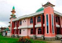 Собери мечеть Чжэн Хэ (puzzle)