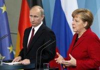 Путин и Меркель провели телефонные переговоры