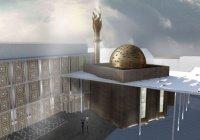 Новая мечеть оживит район, который был заброшен на протяжении 20 лет (ФОТО)