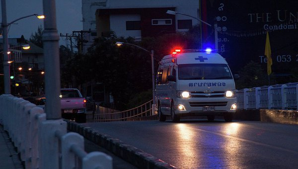 В Таиланде двое россиян серьезно пострадали, попав под винты катера.