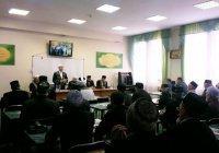 Муфтий Татарстана с рабочим визитом находится в Альметьевском районе