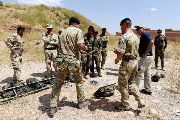 Французским и итальянским военным предстоит эвакуировать из Эрбиля мирных жителей.