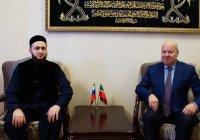 Муфтият Татарстана посетил Василий Лихачёв