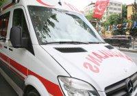 В одном из районов Стамбула произошел взрыв