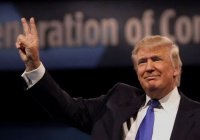 Дональд Трамп выдвинут на Нобелевскую премию