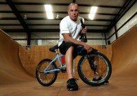 Лучшего велосипедиста-экстремала нашли мертвым