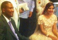 Внук Нельсона Манделы сыграл свадьбу по исламским обычаям