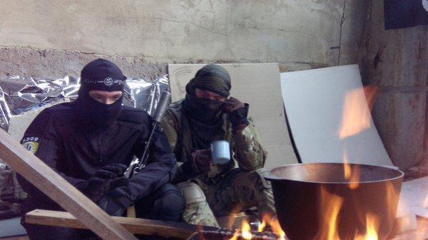 На территории Украины могут находиться боевики ИГИЛ.