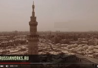 Мечеть, по минарету которой на землю явится пророк Иса (а.с.)