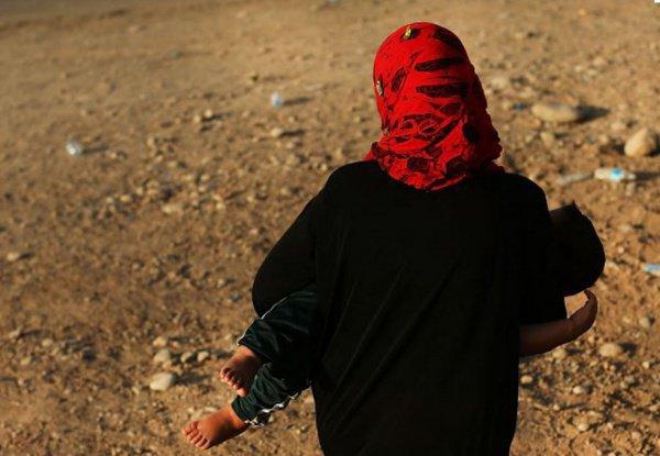 Сбежавшие секс-рабыни ИГИЛ собираются отвоевать Мосул