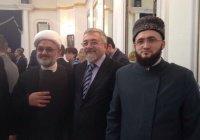 Муфтий РТ принял участие в торжественном приеме Посольства Ирана в России
