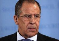 Лавров: План по прекращению огня в Сирии будет подготовлен за неделю