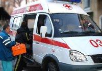 В Москве в мусорном баке обнаружен младенец