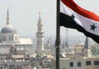 Дамаск заявил о вторжении турецких солдат в Сирию