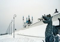 Казань попала в тройку самых популярных городов России для путешествий  зимой