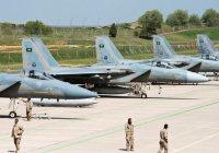Совместные военные учения начали Турция и Саудовская Аравия