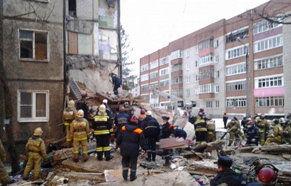 Из-под завалов вярославской пятиэтажке извлекли тело погибшего