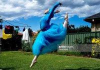 Юная балерина в хиджабе получила стипендию на исполнение своей мечты