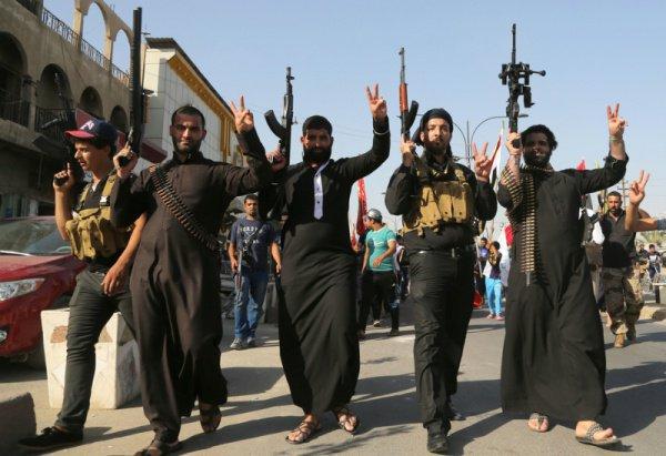 ИГИЛ все активнее пытается проникнуть в Индонезию.
