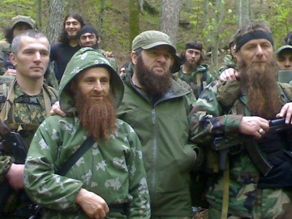 Члены террористической группировки «Муджахеды Татарстана».
