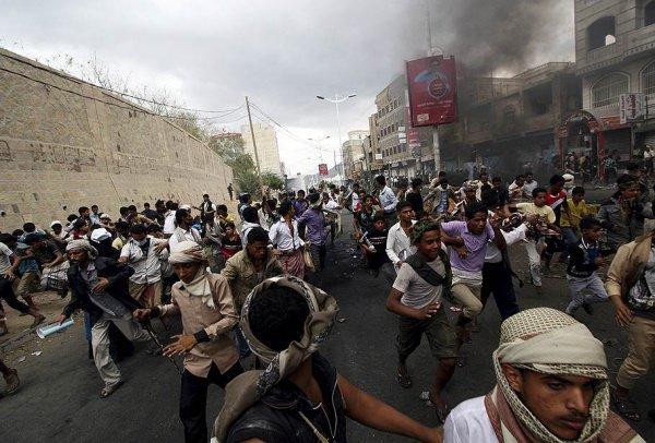 Жертвами войны в Йемене стали 6 тысяч человек.