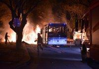 Жителям Турции ограничили доступ в соцсети после теракта в Анкаре