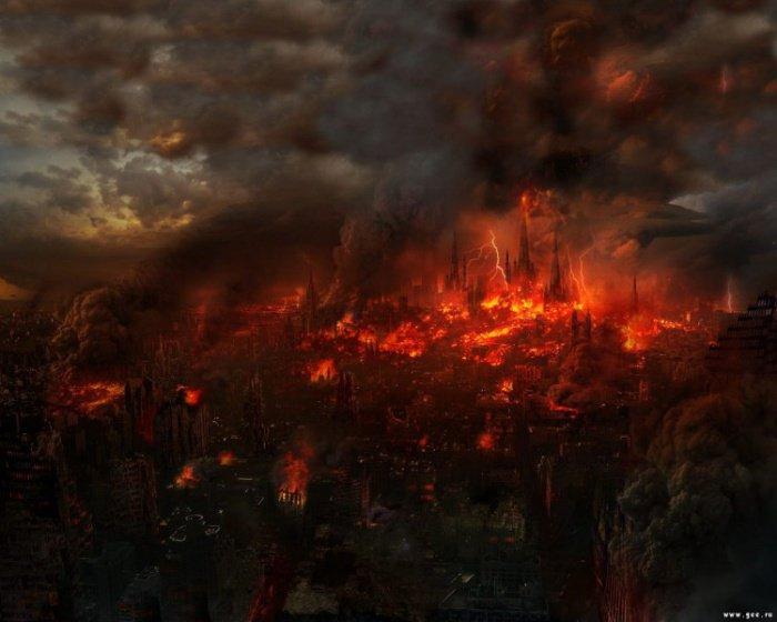 Вопрос: почему в качестве наказания в Аду выбран именно огонь?