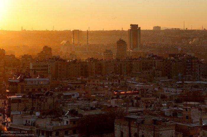 20 фотографий сирийского Алеппо до войны