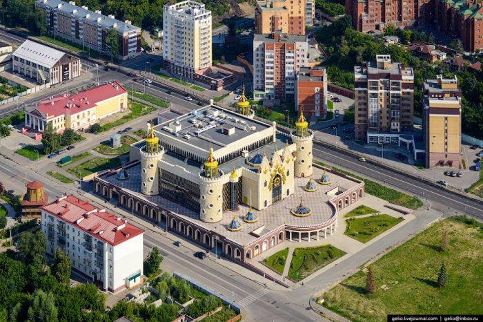 Татарский государственный театр кукол «Экият».