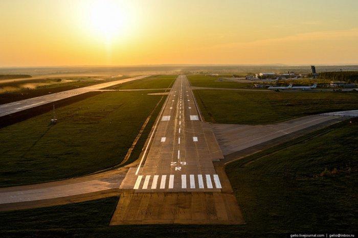 Международный аэропорт Казань.