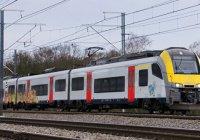 По Бельгии прокатился поезд-«беглец»