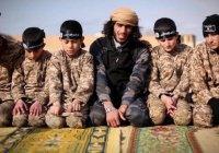 Количество детей в рядах ИГИЛ возросло в 3 раза
