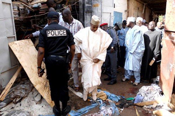 В результате теракта в Камеруне погибли 20 человек.