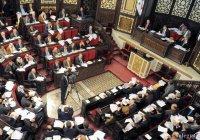 Выборы нового парламента Сирии назначены на 13 апреля