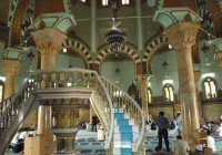 Собери puzzle: Великая мечеть Медана, Индонезия