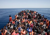 Более 90% мигрантов прибыли в ЕС с помощью преступных организаций