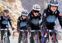 Женская сборная Афганистана по велоспорту номинирована на Нобелевскую премию