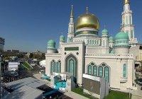 С 1 марта экскурсии по Соборной мечети Москвы станут платными