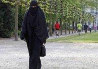 Власти Латвии намерены запретить паранджу