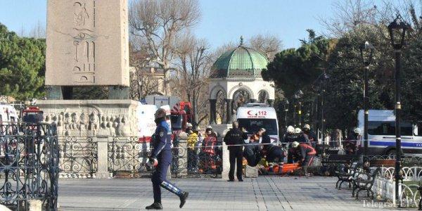Январский теракт на центральной площади стамбула унес жизни десятков человек, большинство из которых - иностранные туристы.