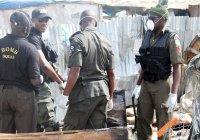 Вблизи начальной школы в Нигерии прогремел взрыв