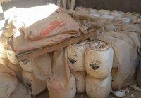 В Ираке обнаружены склады ИГИЛ с химическим оружием
